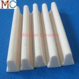 Placa de cerámica 99 del alúmina de alta temperatura de la resistencia 1800c