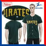 Le base-ball Jersey des seuls de modèle de Healong de vêtements de sport de Digitals hommes d'impression