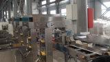 Machine à emballer complètement automatique de spaghetti et de nouille avec trois peseurs