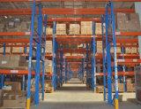 Racking de aço da pálete da carga industrial do armazenamento do armazém