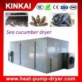 Máquina de secagem dos peixes da máquina de processamento do secador do marisco dos peixes do camarão