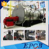 PLC 통제, 천연 가스 디젤 엔진 발사된 Wns 환경 보일러
