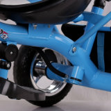 O modelo novo caçoa miúdos Trike do triciclo