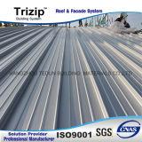 Folha impermeável do telhado da emenda da posição do alumínio