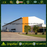 Entrepôt de construction de bâti en acier de Pré-Ingénieur (LS-SS-554)