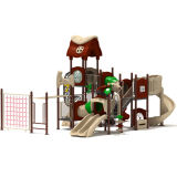 Amusement Park Children Play Slide et Climbing, Kids Outdoor Playground Enquipment