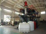 Máquina de molde grande do sopro da capacidade do tanque de água do PVC