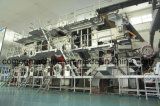 Multi Fourdrinier Tipo de papel Kraft Liner mecanismos de toma de prueba