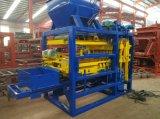 Het Maken van de Baksteen van Hydraform van Qtj4-25 Machine in het Maken van de Baksteen van Zuid-Afrika/van de Adobe Machine