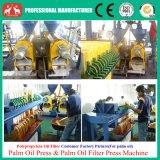 Strumentazione di estrazione dell'olio del nocciolo di palma dei 2016 professionisti
