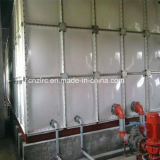 Réservoir d'eau composé d'ISO9001 GRP pour la mémoire d'eau potable