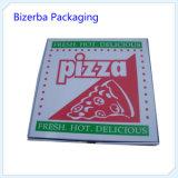 Heet verkoop Kraftpapier plooien Verpakkende Doos voor Pizza /Food