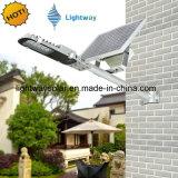 L'uso esterno di alta classe IP65 impermeabile del cortile raffredda l'indicatore luminoso di via solare bianco di 12W LED