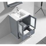 """24 """" graue Farbe MDF-Badezimmer-Eitelkeit"""