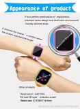 더 큰 스크린 Setracker Customizable GPS 아이 추적자 시계 (D19)