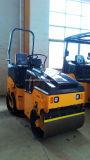 costipatore vibratorio Jm802h del rullo compressore del doppio timpano 2000kg