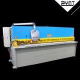 Máquina de corte de corte da máquina do feixe hidráulico do balanço QC12k-4X2500/CNC