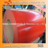 Горяче/окунутый горячий гальванизировано строительный материал Prepainted/цветом покрынный гофрированный стали ASTM PPGI толя металла листа 30-275G/M2