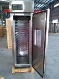 Retardador Proofer de la panadería de 16 bandejas en el equipo de la fermentación para la pasta de la fermentación (ALB-16LD)
