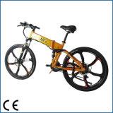 36Vによって隠されるリチウム電池26インチのFoldable電気自転車(OKM-888)