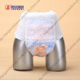 La meilleure couche-culotte jetable de vente de bébé de pantalon croissant