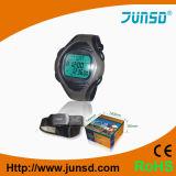 Reloj del ritmo cardíaco del reloj de la caloría de la aptitud para el deporte del ejercicio (JS-713)