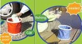 La benna di acqua pieghevole pieghevole della benna di acqua con trasporta il sacchetto