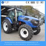 Granja de China 70-155HP 4WD Weifang/agrícola/Foton/mini jardín/cultivo/alimentador del compacto/del césped