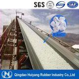 Подпоясывать транспортера кислоты/алкалиа химической промышленности упорный резиновый