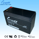 ¡Caliente! Batería de almacenaje recargable de Vcell 12V7.2ah 20hr para la UPS