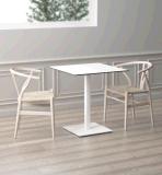 Uispair 100%鋼鉄現代表のオフィスのホーム生きている食堂の寝室の家庭菜園の家具