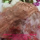 Garment AccessoriesのためのジャカードElastic Lace