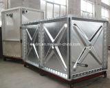Conteneur de large volume galvanisé 1m3-1000m3 de l'eau de réservoir d'eau d'agriculture