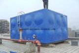 Recipiente isolado térmico da água do tanque de água da fibra de vidro de FRP/GRP/