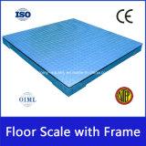 フレームが付いている床のスケールの重量を量る産業規模のプラットホーム