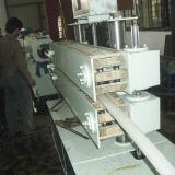 Tubulação do PVC do PE que faz a linha da máquina