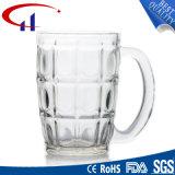 супер белая бессвинцовая стеклянная кружка 370ml (CHM8052)