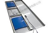 réverbère solaire du modèle 60W neuf avec le détecteur de mouvement