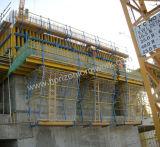 Kranabhängige Kletterkonsole für Core-Wandschalung Beton
