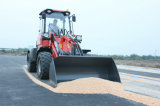 Everun Brand CE Certificated Articulated 1.6 Ton Mini Wheel Loader