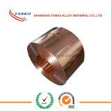 Tira/folha/fio do aquecimento de resistência da tira do manganina (6J8, 6J12, 6J13)