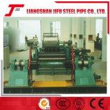 Плита CNC тонкая раскручивая обрабатывала изделие на определенную длину и разрезая линию линию Slitter