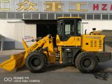 carregador de Shandong do carregador da roda de 2ton 2000kg para o carregador da vassoura da venda
