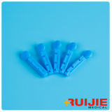 Lanceta de sangre azul disponible médica de la torcedura