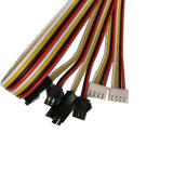 電子キャビネットロックおよびアクセスコントローラのためのケーブル