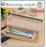 Penna di Ballpoint di plastica di plastica di carta di Derma della penna a sfera del metallo di Vape del contenitore di matita (YS12U)