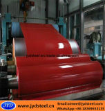 Bobina de aço revestida a cor de 0,5 mm / PPGI