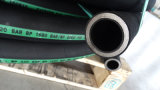 Boyau hydraulique en caoutchouc spiralé de Flexibel de fil