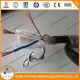Type de Mc câble blindé d'A.W.G. de 12AWG 14 avec le faisceau intérieur de Xhhw
