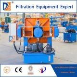 Prensa de filtro agrícola del tratamiento de aguas residuales